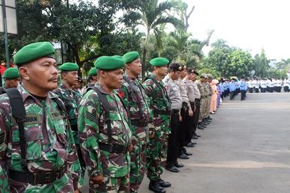 Semarak Perayaan HUT RI Ke-68 Di SMP Negeri 75 Jakarta
