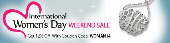 Internatioanl Women's Day Weekend Sale