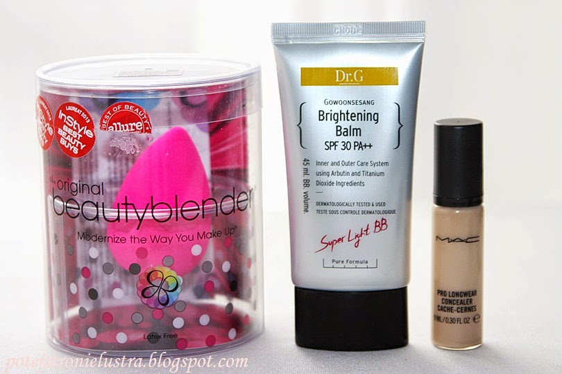 Kosmetyczne odkrycia roku 2014 - kolorówka
