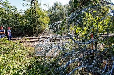 Zoran Milanovic, Orbán Viktor, menekültválság, határkerítés, magyar-horvát határ, drótakadály, gyoda, GYODA, Magyarország, Horvátország,