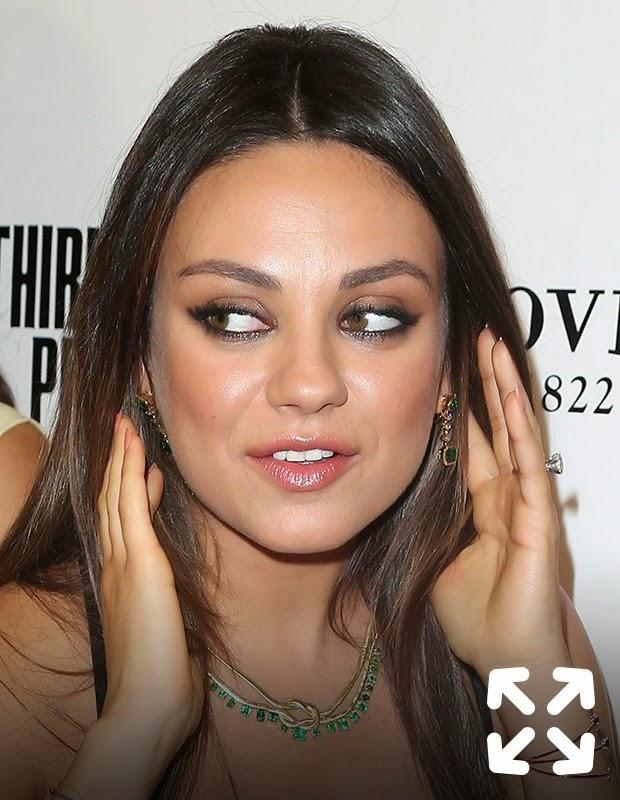 Fotos em alta definição das celebridades: Imperfeições, olheiras e muita make vão te deixar surpresos