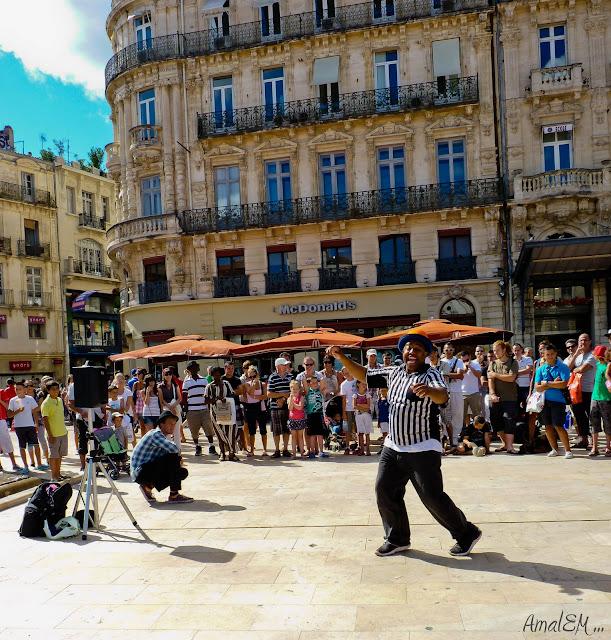 Ça titille les papilles !, Montpellier, La Comédie