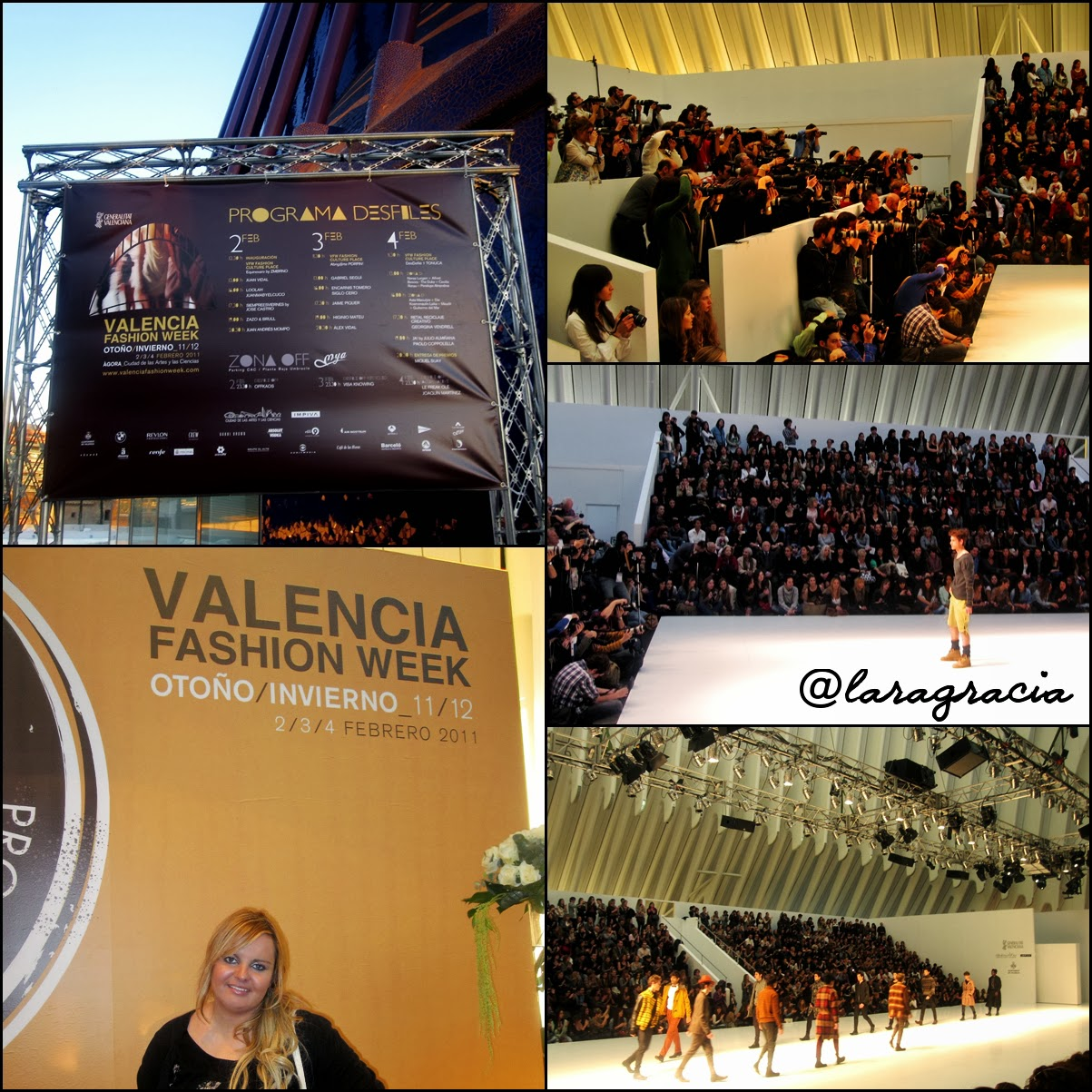 LARA GRACIA-VALENCIA FASHION WEEK AGORA