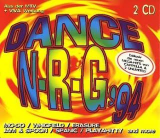 va - Dance N-R-G - Best of '94