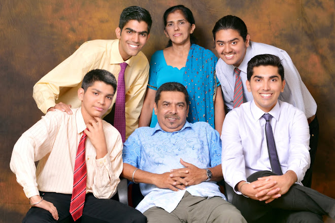 Ram's #2 Family Portrait
