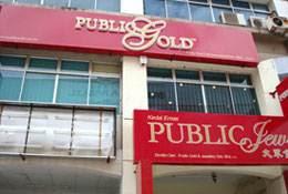 CAWANGAN PUBLIC GOLD
