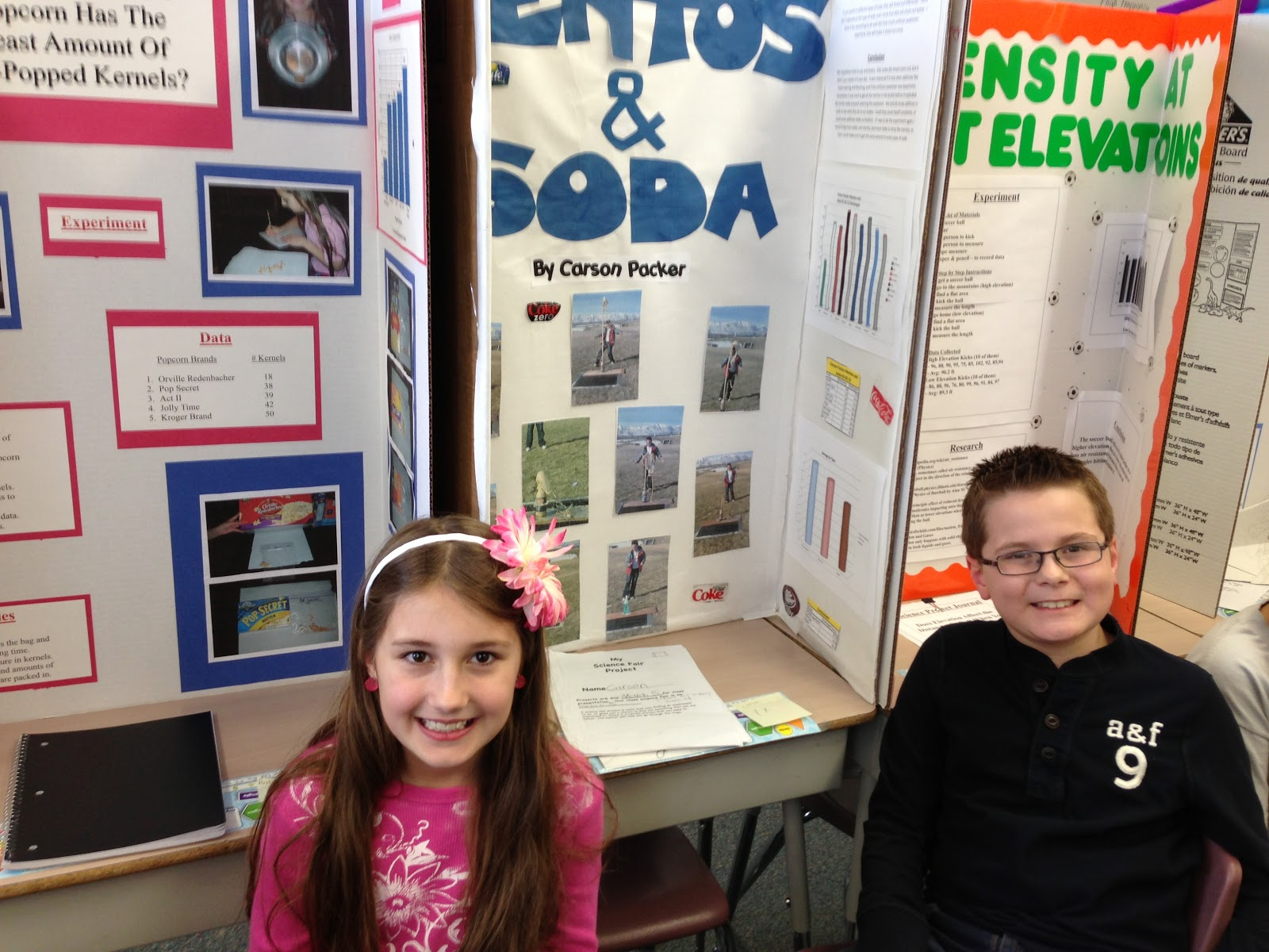 cool science fair projects for 4th graders