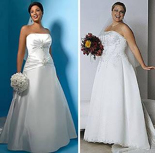 fotos de modelos de vestidos de noiva para gordinhas
