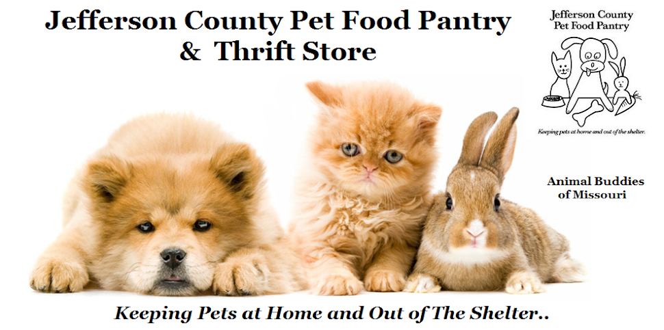 Jefferson County Pet Food Pantry