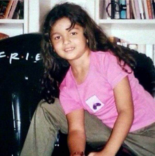 Fun Junction for Females: Childhood Photos of Alia Bhatt