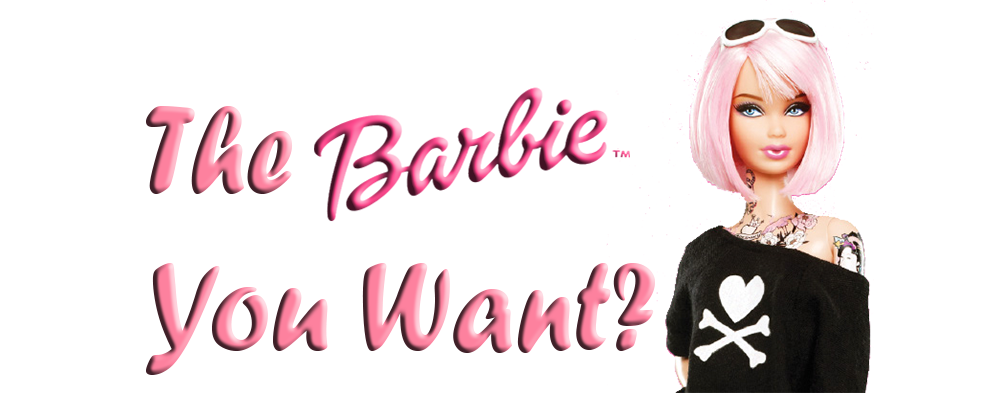The Barbie You Want?