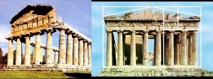 Comunicaci n visual arquitectura de grecia for Arquitectura de grecia