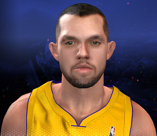 NBA 2K14 Jordan Farmar Face Mod