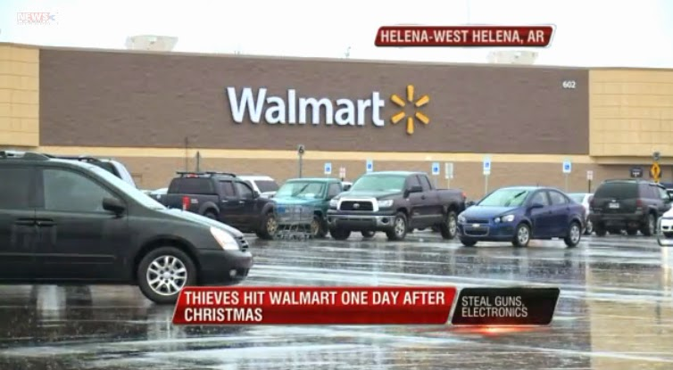 guns stolen from arkansas walmart on day after christmas - What Time Does Walmart Open Day After Christmas