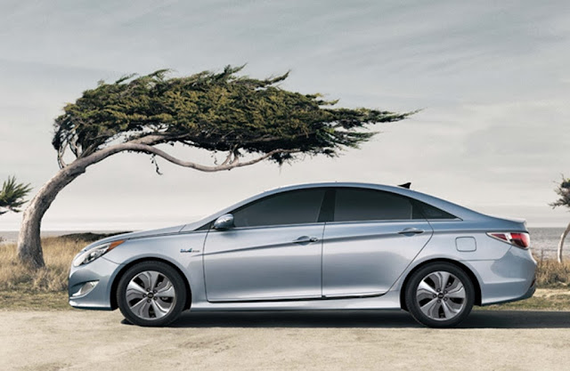 Hyundai Sonata Hybrid Wallpapers