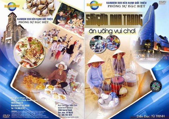 Phóng sự Sài Gòn, Nha Trang - ăn uống vui chơi