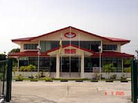 Brunei Post Office Sg Bakong Lumut Seria