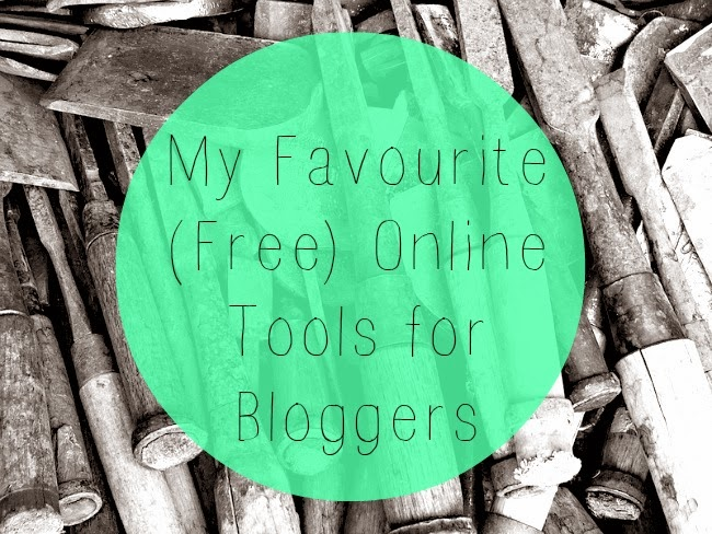 Best free online tools for bloggers
