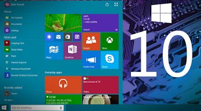 spesifikasi hadware minimum untuk windows 10