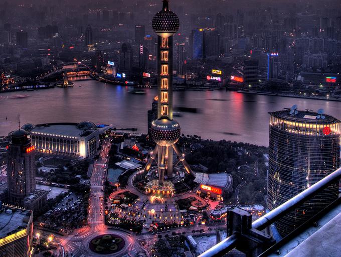 Bolha imobiliária - China