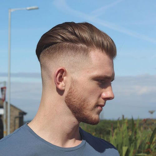 Coupe De Cheveux Homme Queue De Cheval Court  ee5a65fbcb5