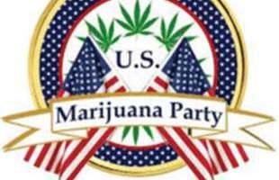 Amerika Esrar Partisi. Marijuana Partisi.