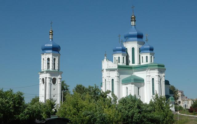 Свято-Троицкий храм в Киеве