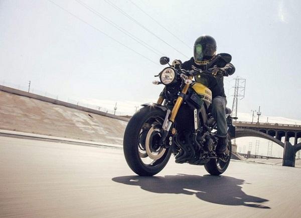 Yamaha MT-09 XSR900 Sepia 2016