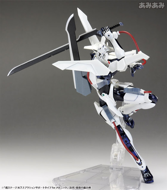 ROBOT Damashii Dann of Thursday