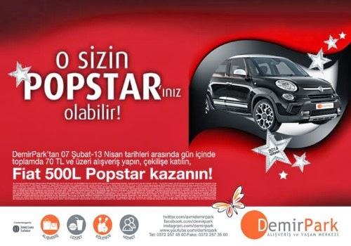 Demirpark-AVM-Çekiliş-Kampanyası-Demirpark-AVM-Fiat-500L-Popstar-Çekilişi