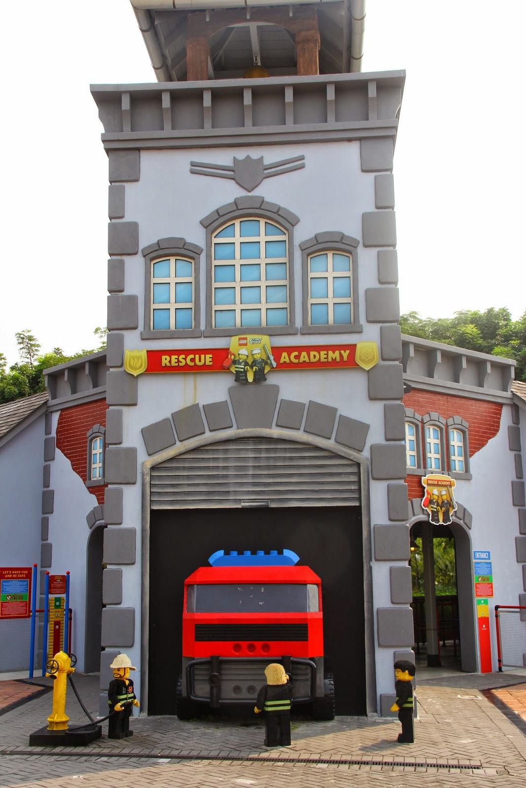 LEGO Rescue Academy