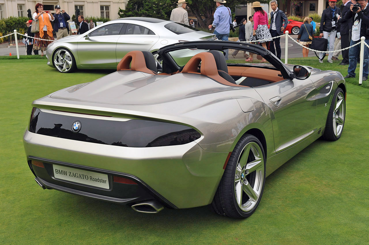 Fab Wheels Digest F W D 2012 Bmw Zagato Roadster Concept