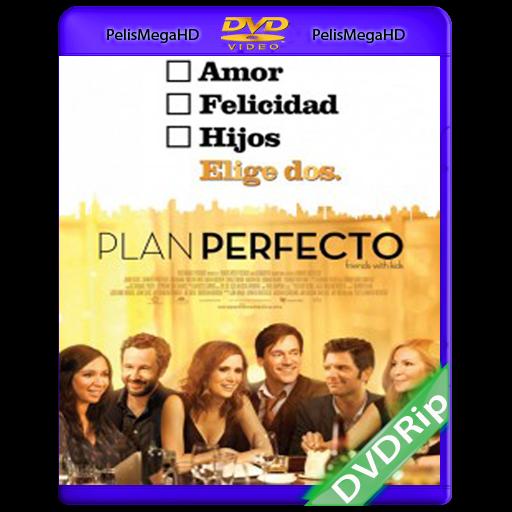 PLAN PERFECTO (2011) DVDRIP ESPAÑOL LATINO