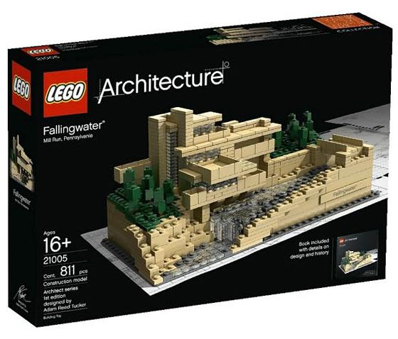 Lego Architecture Fallingwater 21005