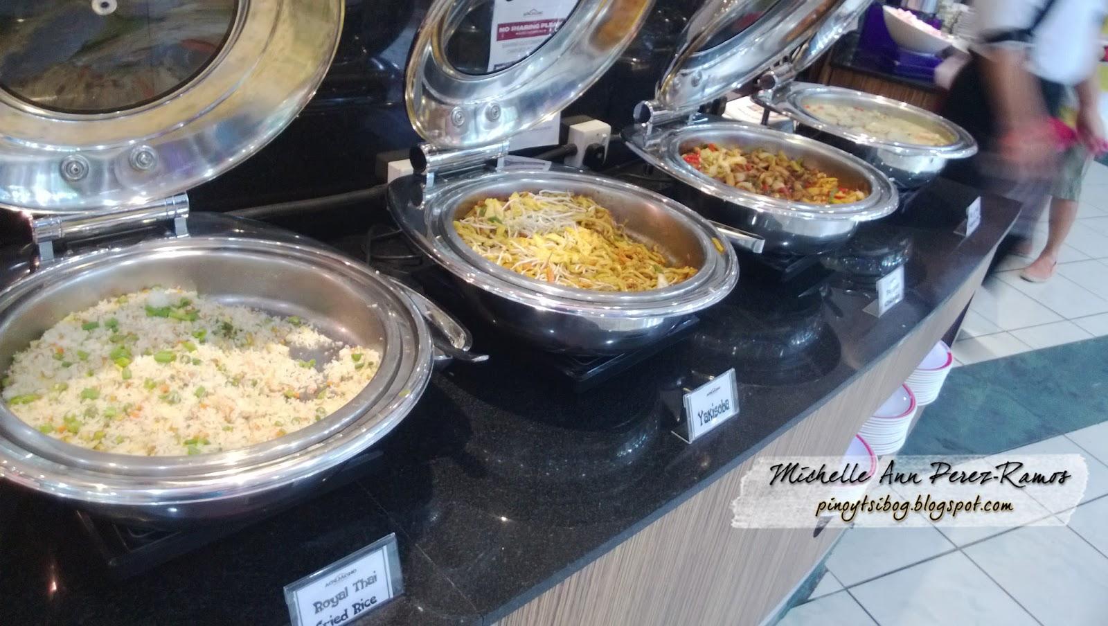 Pinoy Tsibog: Restaurant Review : AGEMONO