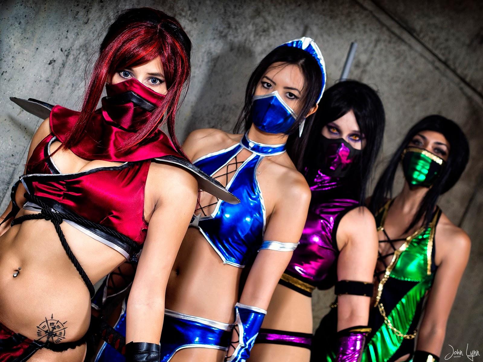 11 Mortal Kombat Cosplay Designs Creative Cosplay Designs