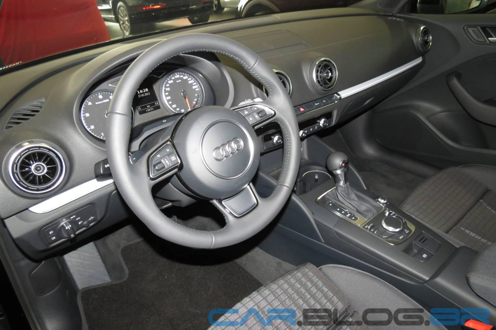Audi A3 Sportback 1.8 Ambition 2015 - interior