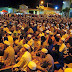 (5 Gambar) Keadaan Luar Biasa Masjid TGNA, Pulau Melaka, Kelantan