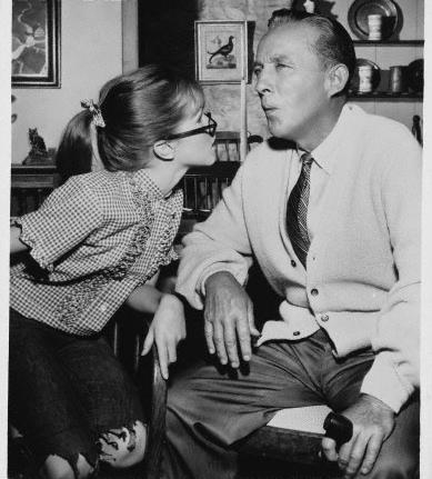 Bing Crosby Blackface With diane sherry - 1964