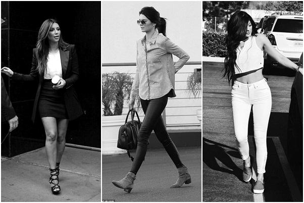 Copie o Look: Kardashian Kim Kendall Kylie Jenner