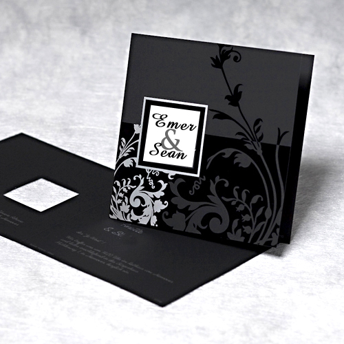 Pocket Wedding Invitation was best invitations layout