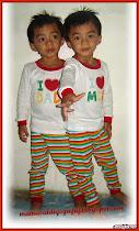 azhar&azfar si kembar yg kiut