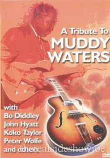 Various - A Tribute to Muddy Waters - Live ,1997