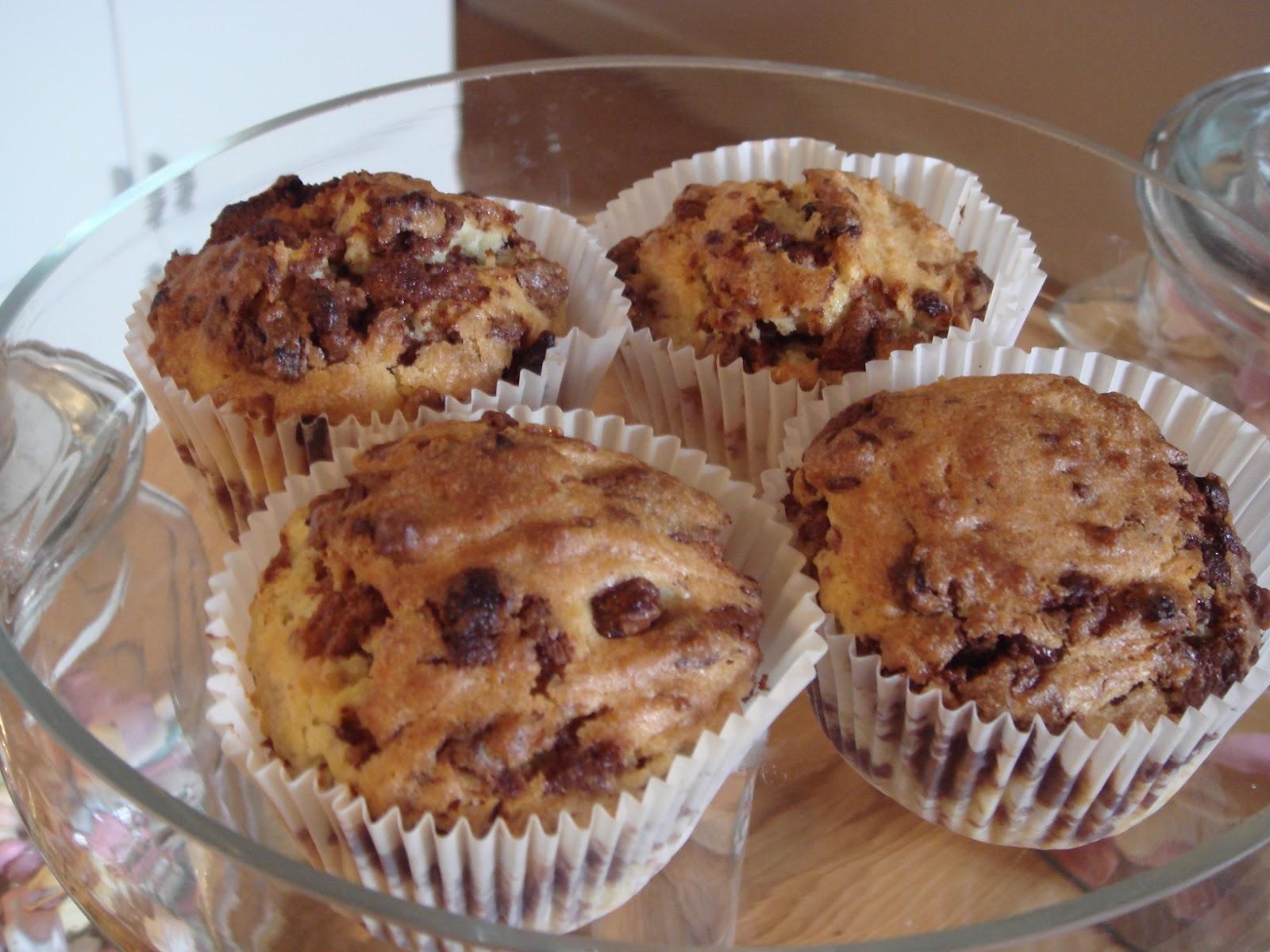 les recettes d 39 emilie muffins milka. Black Bedroom Furniture Sets. Home Design Ideas