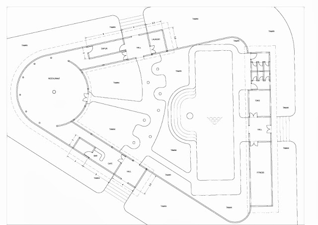 Site Plan Town House