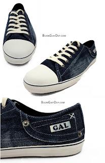 Địa chỉ bán buôn giày dép | Giày vải sneaker GAL | ML-308 JEAN