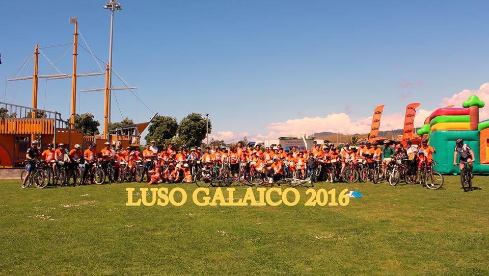 Luso galaico 2016