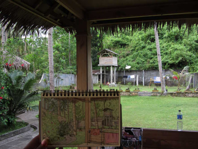 bonsai bungalows batu karas