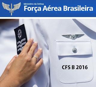 apostila aeronautica Concurso 2015/2016 para curso formacao de sargentos.