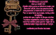 Regalo de LAS LABORES DE CANDI